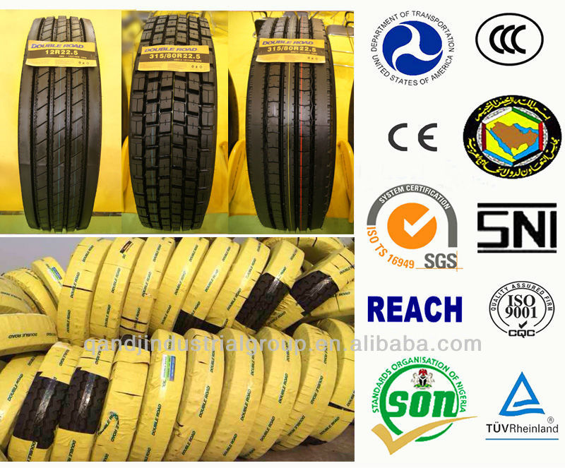 Looking For Manufacturers of Truck and OTR Tires
