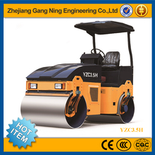 YZC3.5H Full Hydraulic Double Drum Vibratory Road Roller
