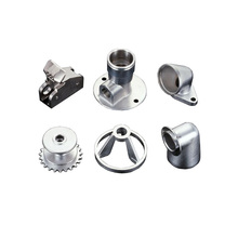 investment casting and cnc machining/lost wax micro casting parts