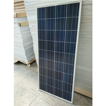 Hot sale poly crystalline 100w solar panel ,black solar panel cells 36pcs for roof installation