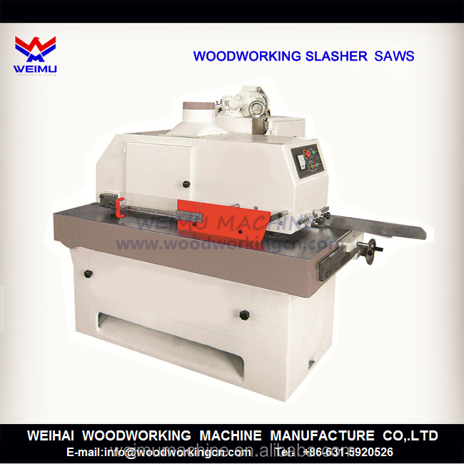 saw machine for wood
