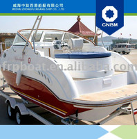8.23m FRP Sport and Leisure Yacht