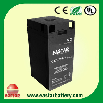 2 volt batteries 2v 400ah agm battery