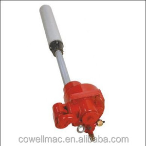 red jacket QYB-240 Submersible Turbine Pump petrol pump fuel dispenser