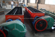 Double Shaft Mixer for Mixing Ore Powder