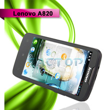 A820 lenovo 4.5'' IPS Screen 4 Core 8.0MP Android 4.1 3G GPS Quad Core Smart Phone