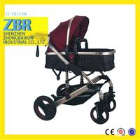 high quality latest pushchairs pram metal tube toy baby doll stroller picture