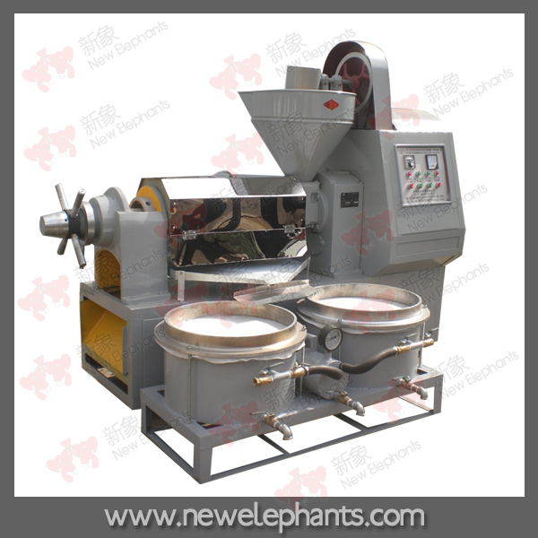 Nuts/Soybean/Sesame/Cotton Seeds/Sunflower Oil Extraction Machine