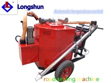high efficiency asphalt crack repair with 100L road fill seal machine