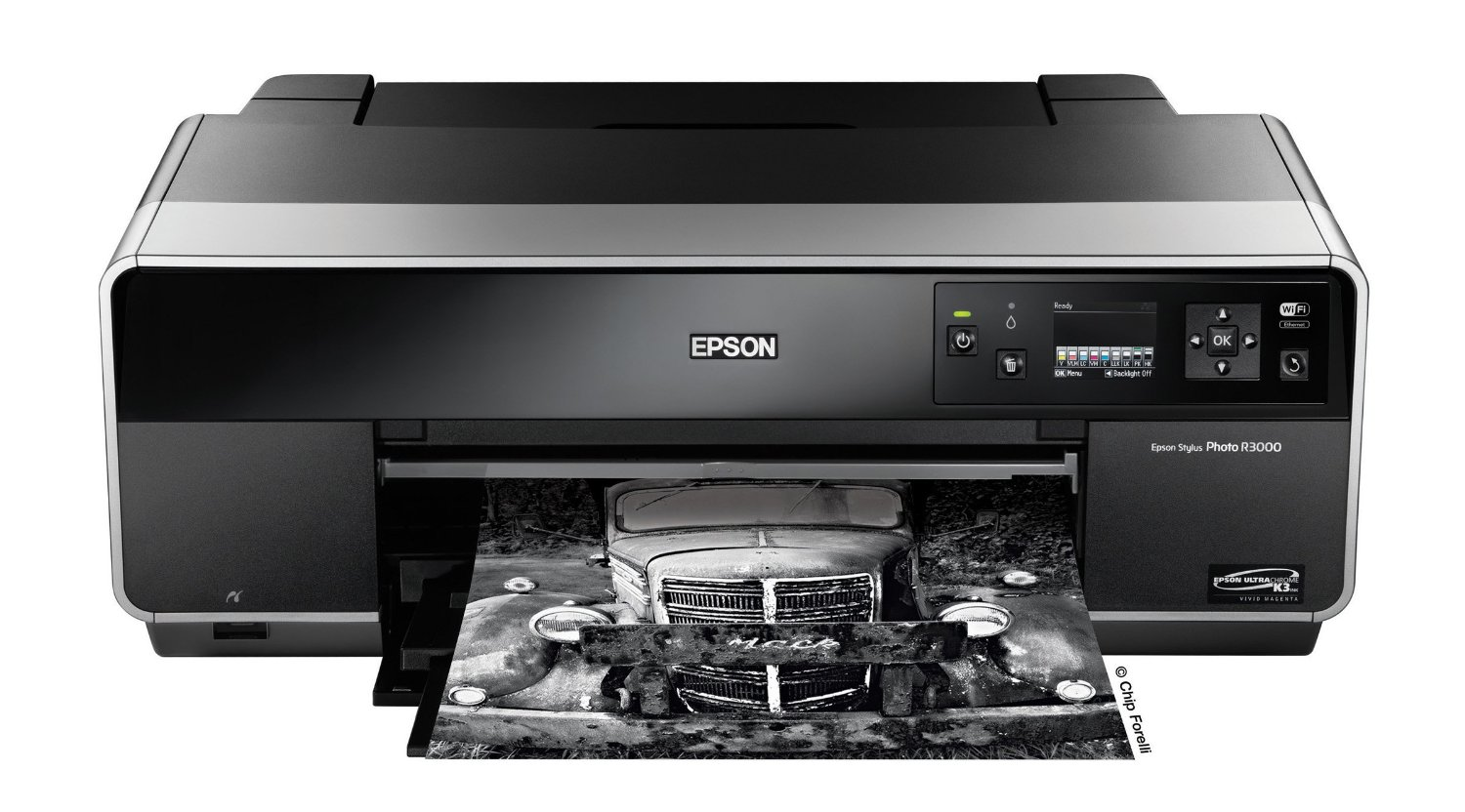 E_p_s_o_n Sty_lus Photo R3000 Wireless Wide-Format Color I_n_k_j_e_t Printer