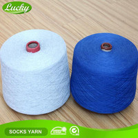 Professional yarn supplier various colors double knitting yarn surplus yarn