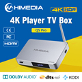 2015 hot sale A9 android quad core tv box 4k box