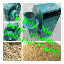 automatic maize straw crusher/fodder grinder machine/fodder cutting machine