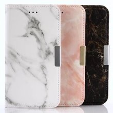 Marble Skin PU Leaher wallet Case for Samsung Xcover 4,For Xcovr4 Case