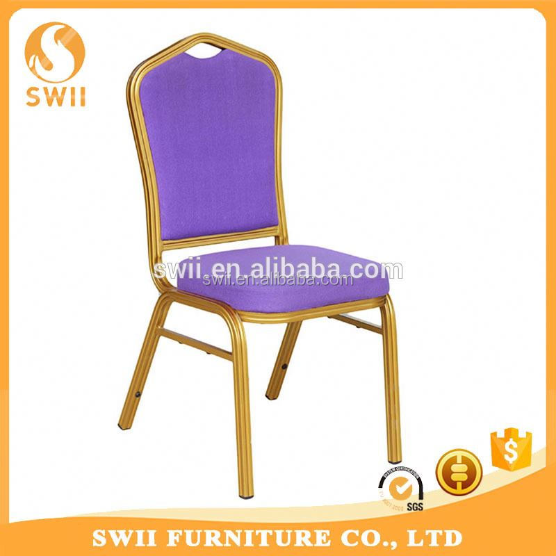 SWII aluminum material conference chair