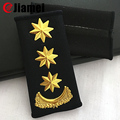 Shoulder strap sliders military custom uniform epaulettes and shoulder