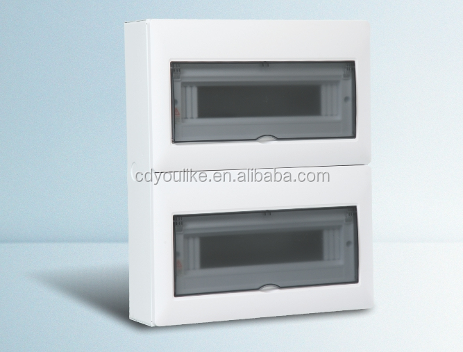 BE series distribution box Flush&Surface mounted