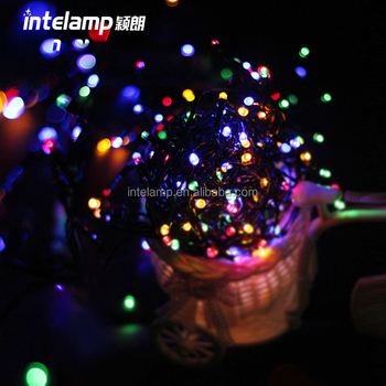 Hot Festival decoration 200pcs LED solar lights