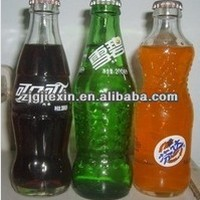 Glass Bottle Carbonated Water Filling Machine