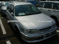 Toyota Sprinter Carib Japanese Van Wagon