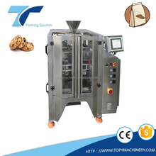 CE Certificate High Speed Vertical Cookies and Biscuits Packaging Small-pack Weighing Plastic Packing Machine