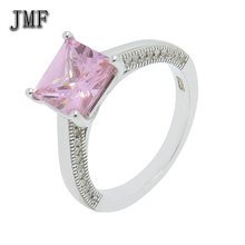 Fashion Jewelry bands rings jewel AA zircon micro paved engagement white gold friendship ring