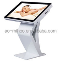 LCD AIO Computer,Indoor Touch Monitor For Adversiting With WIFI