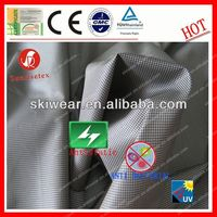 Anti Bacterial 100% Polyester velboa printed fabrics For Outdoor Garment