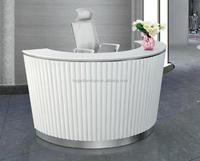 Commercial office Furniture General Use Office Intelligent Modern reception desk design