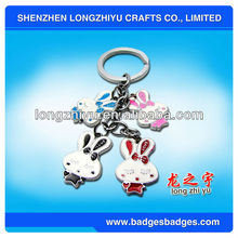 2013 Personalized cute keychain phone finder