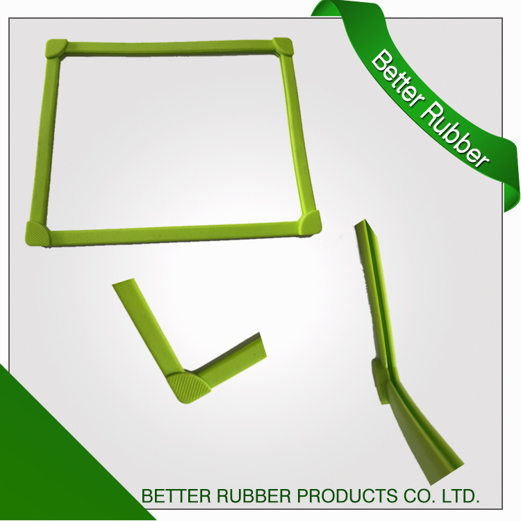 Better Rubber Silicone Gasker Cover with Green