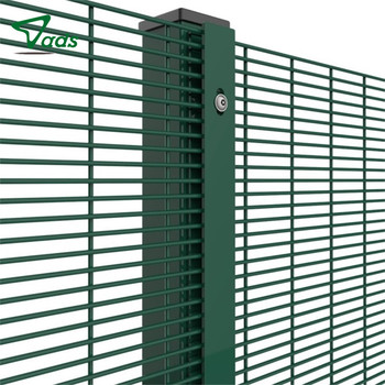 Anti Climb Welded Mesh Panel 358 Security Fence