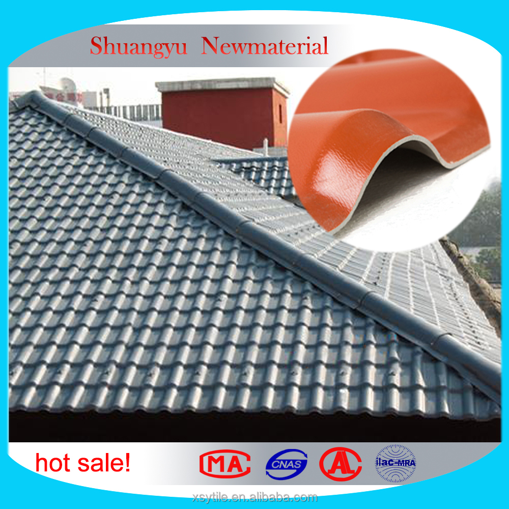 China supplier anti corrosion roof tile And PVC Plastic Roofing Sheet