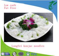 OEM foods with high fibre konjac noodles for diet