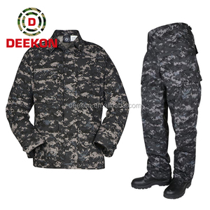 Wholesale Tacical BDU Uniform, Digital Camouflage Military Uniform, Army Camo Uniform for Battle
