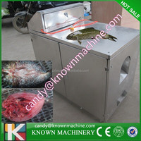 band saw frozen fish cutting machine / automatic fish fillet machine