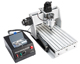 High quality 3D Mini DIY CNC router 3020 3 axis Wood/Advertising working Carving Machine control system with 2.0 USB