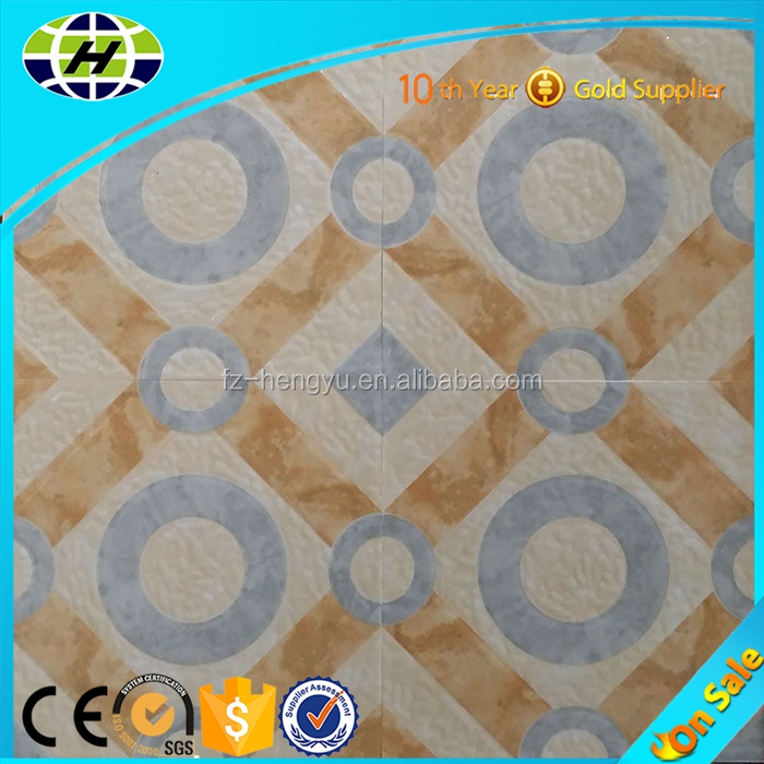 Residential Indoor Digital Inkjet Ceramic for Bathroom Floor 3D Tile