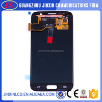 Cell Phone spare parts for Samsung Galaxy S7 LCD With Digitizer with track number