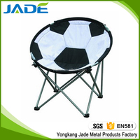 Folding moon chair/round back chair cover for sale