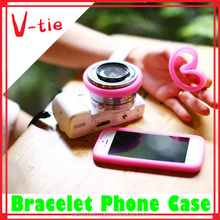 New fashion colorful bracelet phone case/phone waterproof case for blackberry z3