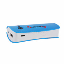 Fast Charging Power Bank Packup Ultra Thin Portable Emergency Power Banks 4000mAh with Led Torch