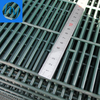 hot dipped galvanized types anti clamp security no climb prison fences anti climb BRC fence panel anti climb fence