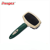 Hot Sale Professional factory supply Luxury comfortable doubleside usage pet grooming brush comb with 2 hours replied