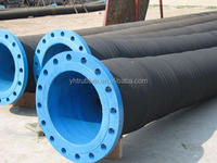 "Large Diameter Water Suction and Discharge Rubber Hose(1-20"")"