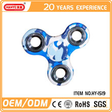 HY-1519 New style fidget, light spinner, fight spinner
