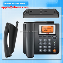 ZTE WP623 1port 1 sim card GSM Desktop Phone fixed wireless phone With back up battery