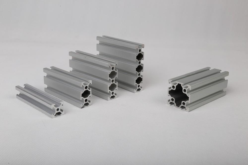 Wholesale extruded aluminum rail profiles t slot buy