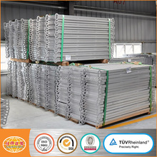 Galvanized Scaffolding Steel Plank Construction Building Walk Board Aluminum Catwalk