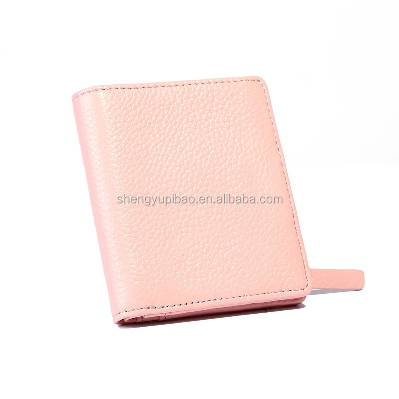 Best seller fashion design wallet high quality women genuine leather clutch purses